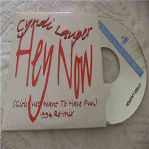 Cyndi Lauper - Hey Now (Girls Just Want To Have Fun) 1994 Re-mix download flac mp3