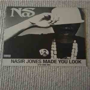 Nas, Nasir Jones - Made You Look / One Mic download flac mp3