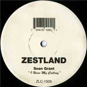 Sean Grant - I Hear My Calling download flac mp3