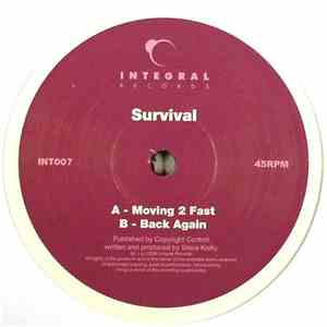 Survival  - Moving 2 Fast / Back Again download flac mp3