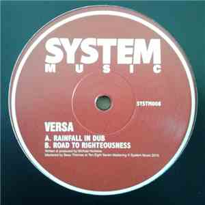 Versa  - Rainfall In Dub flac mp3 download