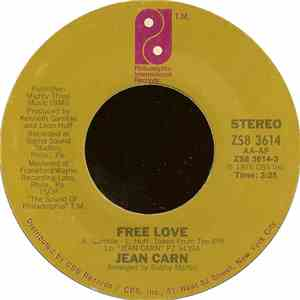 Jean Carn - Free Love / Where Did You Ever Go download flac mp3