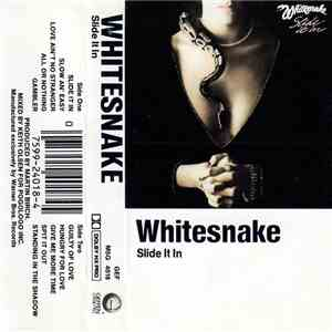 Whitesnake - Slide It In download flac mp3