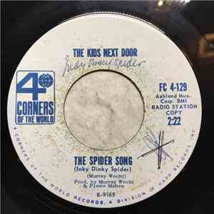 The Kids Next Door - The Spider Song (Inky Dinky Spider) / Goodbye Don't Cry download flac mp3
