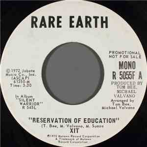 XIT  - Reservation Of Education download flac mp3