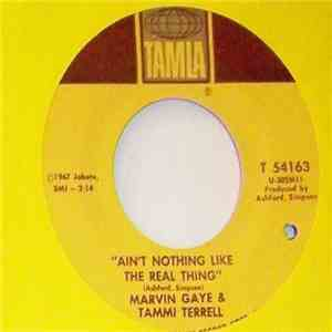 Marvin Gaye & Tammi Terrell - Ain't Nothing Like The Real Thing download flac mp3