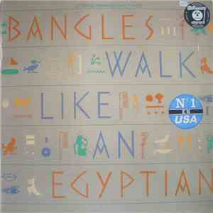 "Bangles - Walk Like An Egyptian (12"" Single Extended Dance Mixes) download flac mp3"