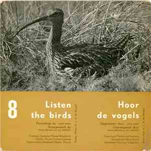 John Kirby  - Listen The Birds 8 = Hoor De Vogels 8 download flac mp3