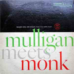 Thelonious Monk And Gerry Mulligan - Mulligan Meets Monk download flac mp3