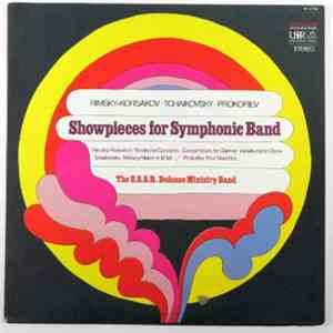Nikolai Rimsky-Korsakov / Pyotr Ilyich Tchaikovsky / Sergei Prokofiev - Showpieces For Symphonic Band download flac mp3
