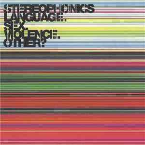 Stereophonics - Language. Sex. Violence. Other? download flac mp3