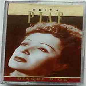 Edith Piaf - Disque D'Or download flac mp3