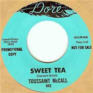 Toussaint McCall - Sweet Tea download flac mp3