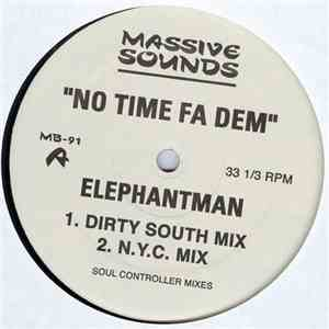 Elephant Man / King Kong / Anthony B / Burro Banton / Bounty Killer - No Time Fa Dem / Unity Medly / Fire Dub download flac mp3