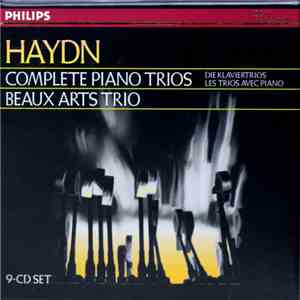 Haydn - Beaux Arts Trio - Complete Piano Trios download flac mp3