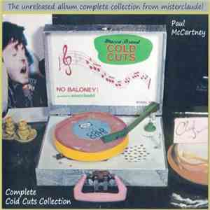 Paul McCartney - Complete 'Cold Cuts' Collection download flac mp3