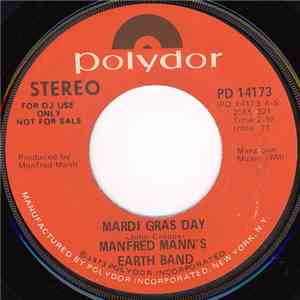Manfred Mann's Earth Band - Mardi Gras Day download flac mp3