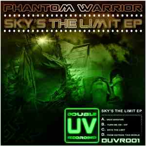 Phantom Warrior  - Sky's The Limit EP download flac mp3
