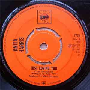 Anita Harris - Just Loving You download flac mp3