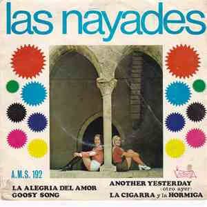 Las Nayades - La alegria del amor download flac mp3