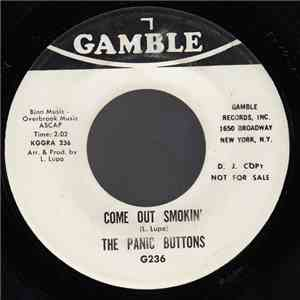 The Panic Buttons - Come Out Smokin' / Bad Karma download flac mp3