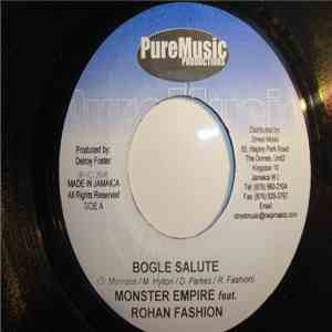 Monster Empire, Rohan Fashion - Bogle Salute download flac mp3