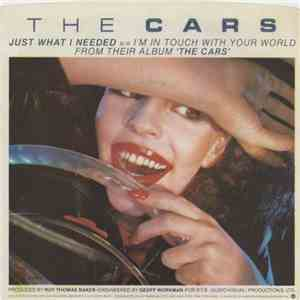 The Cars - Just What I Needed B/W I'm In Touch With Your World download flac mp3