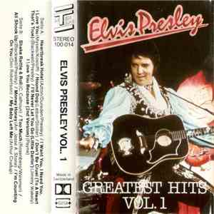 Elvis Presley - Greatest Hits Vol. 1 download flac mp3