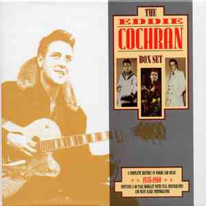 Eddie Cochran - The Eddie Cochran Box Set download flac mp3