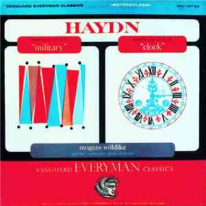 "Haydn / Mogens Wöldike, The Vienna State Opera Orchestra - Symphony No. 100 ""Military"" / Symphony No. 101 ""Clock"" download flac mp3"