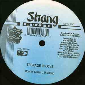 Bounty Killer & U U Maddo / Gold Mine - Teenager In Love / I Can't Let Go download flac mp3