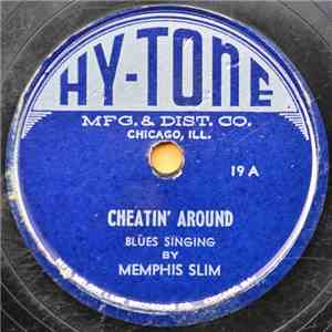 Memphis Slim - Cheatin' Around / A Letter Home download flac mp3