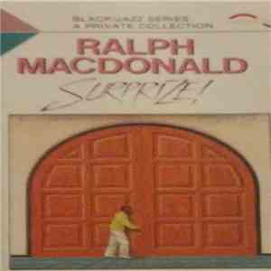 Ralph MacDonald - Surprize ! download flac mp3