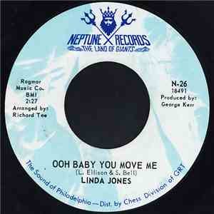 Linda Jones - Ooh Baby You Move Me flac mp3 download