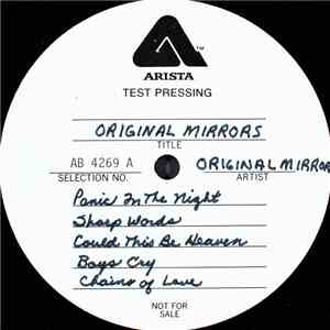 Original Mirrors - Original Mirrors download flac mp3
