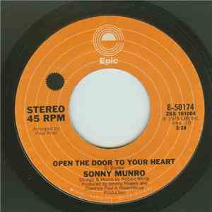 Sonny Munro - Open The Door To Your Heart download flac mp3