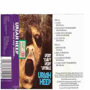 Uriah Heep - ...Very 'Eavy ...Very 'Umble download flac mp3