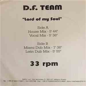 D.F. Team - Lord Of My Soul download flac mp3