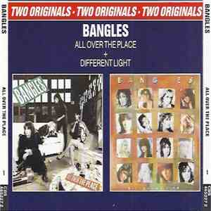 Bangles - Two Originals: All Over The Place + Different Light download flac mp3