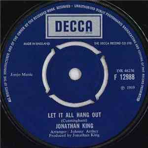 Jonathan King - Let It All Hang Out download flac mp3