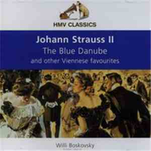 Johann Strauss Jr. - The Blue Danube And Other Viennese Favourites download flac mp3