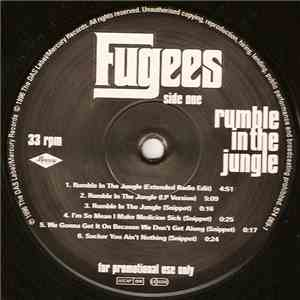Fugees - Rumble In The Jungle download flac mp3