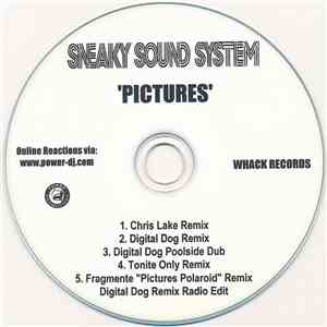 Sneaky Sound System - Pictures download flac mp3