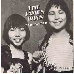 The James Boys  - Over And Over download flac mp3