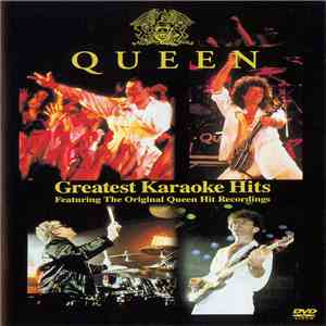 Queen - Greatest Karaoke Hits - Featuring The Original Queen Hit Recordings download flac mp3