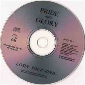 Pride And Glory - Losin' Your Mind download flac mp3