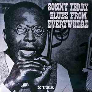 Sonny Terry - Blues From Everywhere download flac mp3