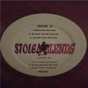 Various - Stolen Blends download flac mp3