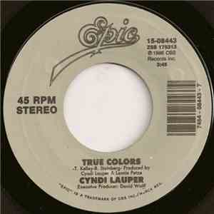 Cyndi Lauper - True Colors / What's Going On download flac mp3